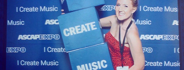 """ASCAP """"I Create Music"""" EXPO is one of Guide to Los Angeles's best spots."""