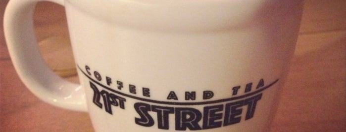 21st Street Coffee and Tea is one of Awesome Coffee in Pittsburgh.