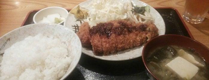 とんかつ つくば is one of 方南町グルメ.