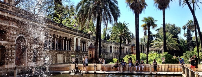 Royal Alcazars of Seville is one of 1,000 Places to See Before You Die - Part 2.