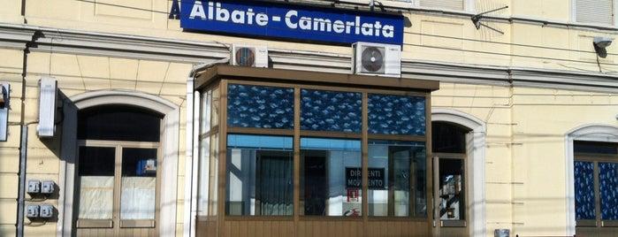 Stazione Albate - Camerlata is one of Linee S e Passante Ferroviario di Milano.