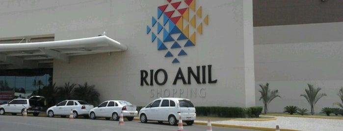 Rio Anil Shopping is one of SAO LUIS MA.