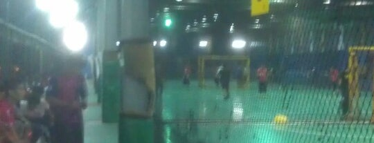 KSL Sport Sri Gombak Futsal Centre is one of 4SQ badges.