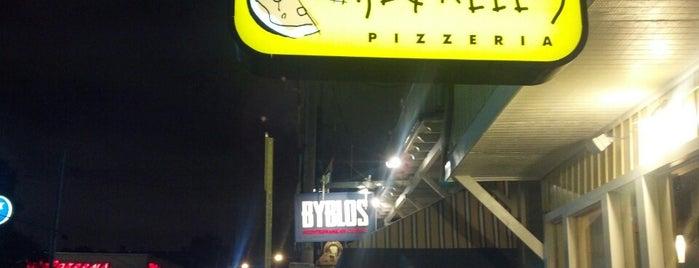 Reginelli's Pizzeria is one of Gustavo's Favorite Restaurants.