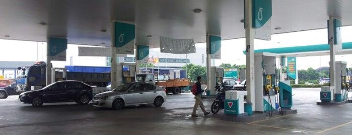 Caltex is one of Petrol,Diesel & NGV Station.