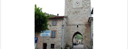 Serra Sant'Abbondio is one of Ancient Villages in The Marches.