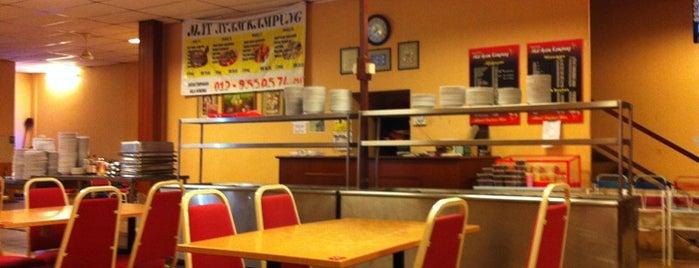 Restoran Mat Ayam Kampung is one of makan sedap.