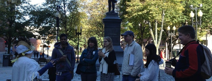 Freedom Trail Foundation is one of Touristy Things to See in Boston.
