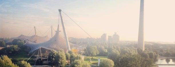 Olympiaberg is one of MUC Kultur & Freizeit.