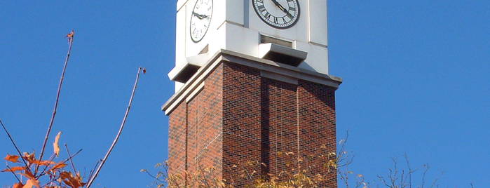 Purdue Bell Tower is one of HISTORY's Tips.