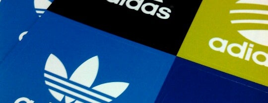 Adidas Group is one of Tiendas.