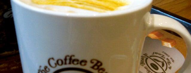 The Coffee Bean & Tea Leaf is one of Favorite Food.