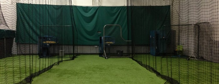 The Baseball Zone is one of the ususal.