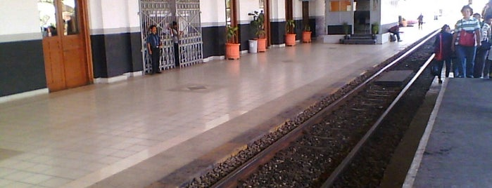 Stasiun Cimahi is one of Best Places in Cimahi.