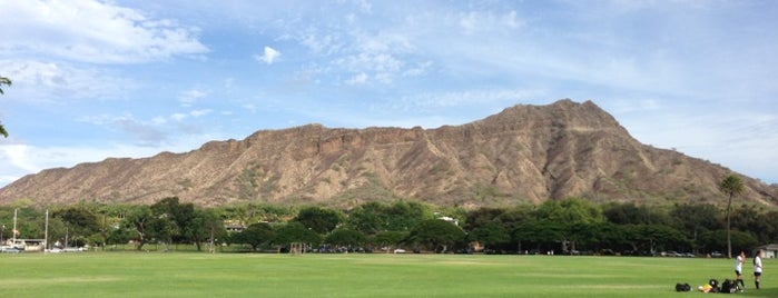 Kapiolani Regional Park is one of Favorites, Waikiki.