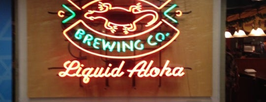 Kona Brewing Co. is one of Places to Repeat.