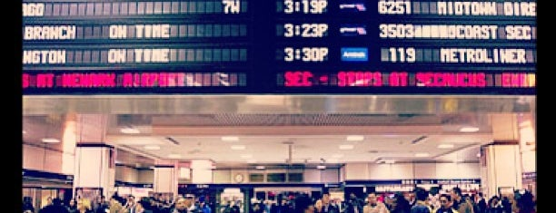 New York Penn Station (NYP) is one of Airports and hotels I have known.
