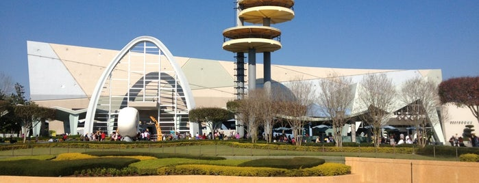 MEN IN BLACK: Alien Attack is one of Must-visit Theme Parks in Orlando.