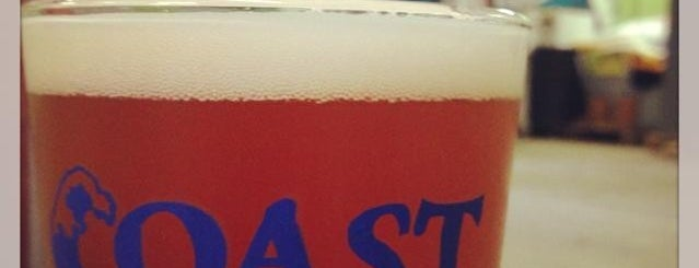 COAST Brewing Company is one of my charleston places.