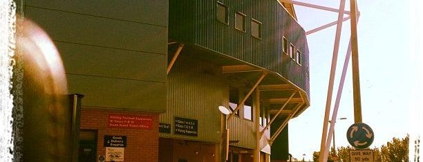 Madejski Stadium is one of UK & Ireland Pro Rugby Grounds.