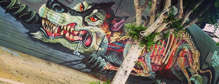 Culver City Art District is one of Must-visit Art Galleries in Los Angeles.