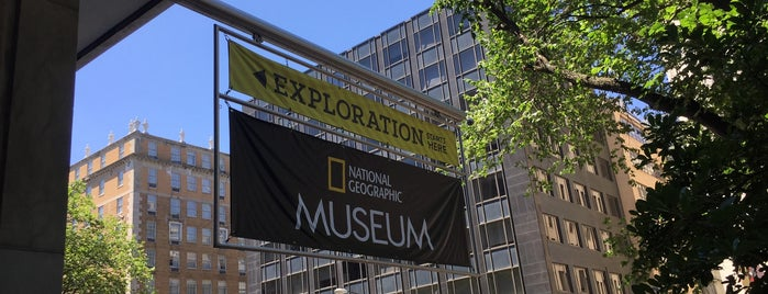 National Geographic Society is one of The Arts in DC.