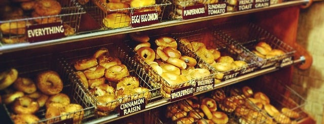 Dyker Park Hot Bagels is one of Must-visit Food in Brooklyn.
