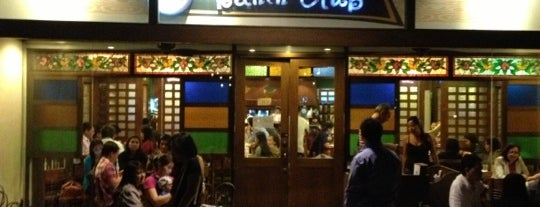 Kanin Club is one of Restaurants.
