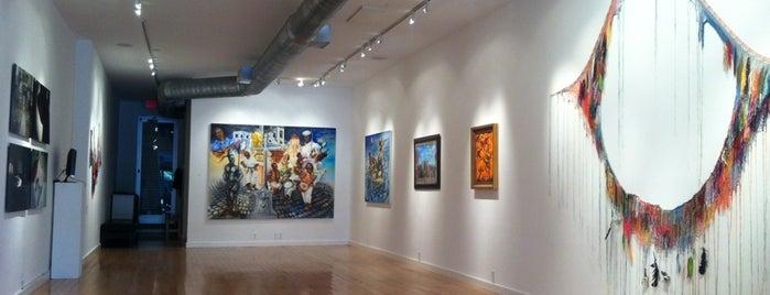 Honfleur Gallery is one of Members.