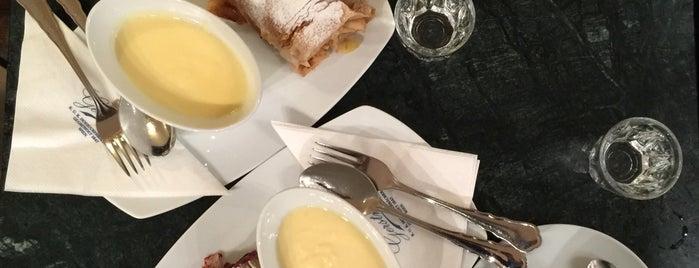 Cafe Gerstner is one of My Wien.