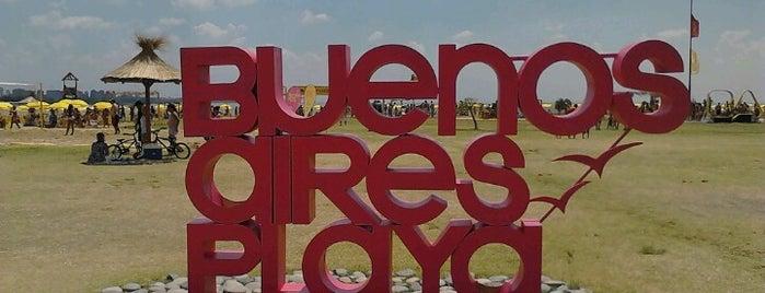 Buenos Aires Playa - Parque de los Niños is one of En la Ciudad.