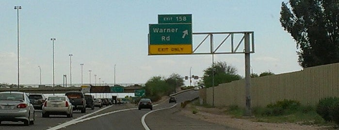 I-10 / Warner Rd is one of Kim's.