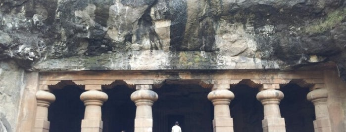 Elephanta Caves is one of Mumbai Maximum.