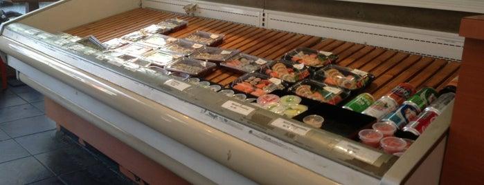 Go Sushi is one of Bento (NY).