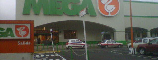 MEGA Comercial Mexicana is one of Muchos.