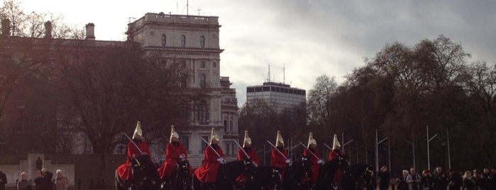 Horse Guards Parade is one of Places to Visit in London.