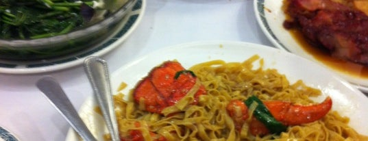 Mayflower Restaurant is one of ❤ Chinese Restaurants.