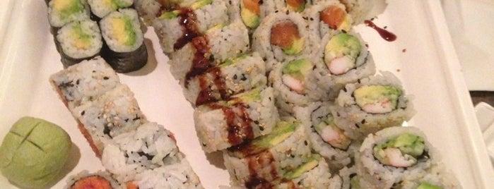 Akura Sushi is one of Bento (NY).