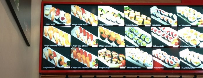Sushi Chef is one of The Best of South Melbourne.