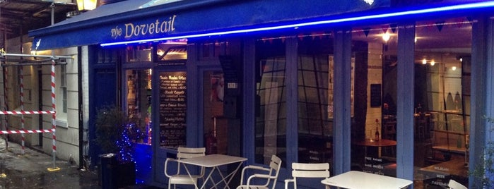 Dovetail is one of London.