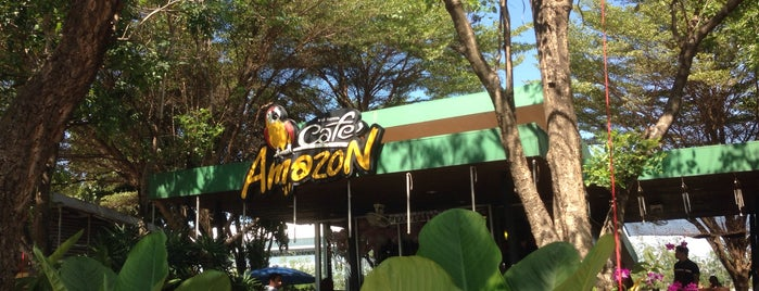 Café Amezon is one of All-time favorites in Thailand.