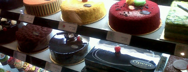 The Harvest Patissier & Chocolatier is one of Food Spots @Bandung.