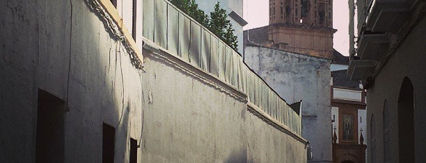 Convento de Santa Paula is one of Intra - Conventus (Conventos Intramuros Sevilla).