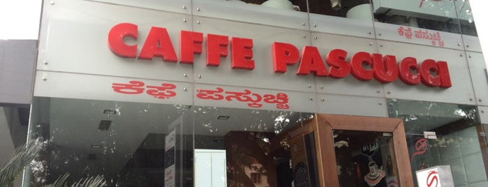 Caffe Pascucci is one of All-time favorites in India.