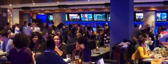 Barcode Restaurant, Bar and Lounge is one of Mike's Favorite Restaurants in DMV.