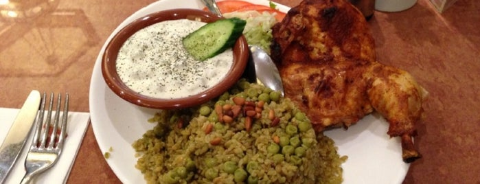 Abu Zaad is one of Trying food from different countries in London.
