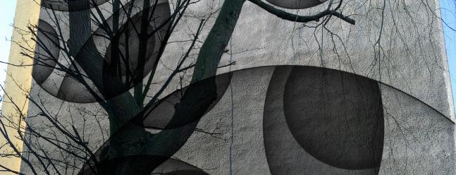 Jan Kalab, Monumental Art 2013 is one of Murale Gdańsk Zaspa.