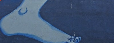 Run, Monumental Art 2011 is one of Murale Gdańsk Zaspa.