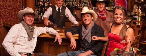 Diamond Belle Saloon is one of The best after-work drink spots in Durango, CO.