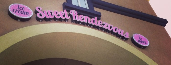 Sweet Rendezvous is one of Ice Cream places in Bay Area.